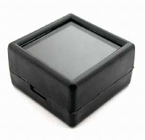 svart ask30xx30glas