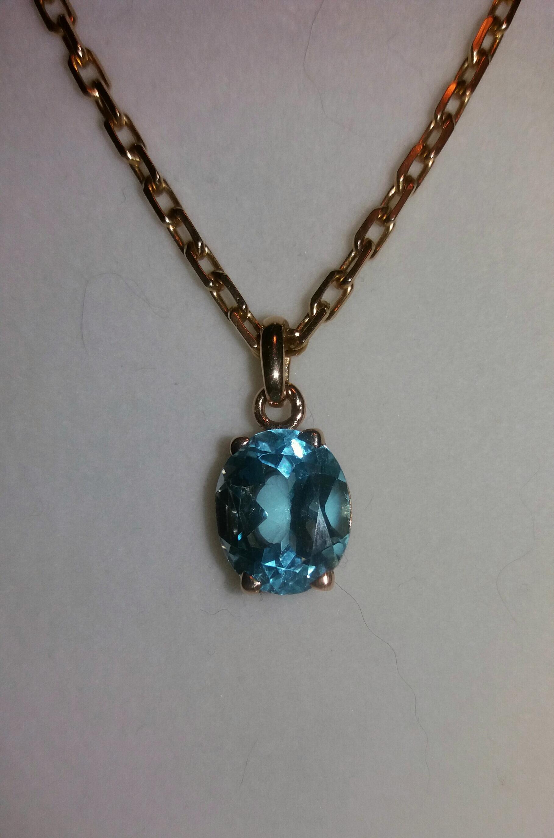 sten i smycke
